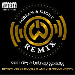 Wayne will am shout download and scream i remix lil
