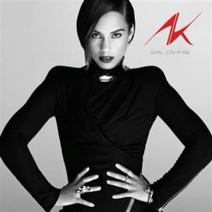 Alicia Keys - Girl On Fire (2013) Album Tracklist