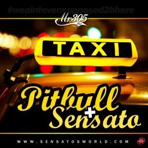 Pitbull - Taxi (Ella Hace Vino) Lyrics (Feat. Sensato)