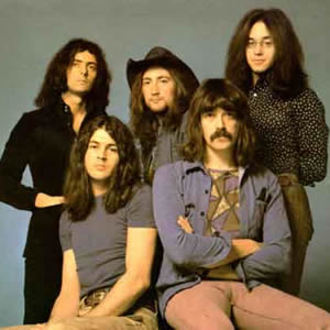 Deep Purple - Strange Kind Of Woman Lyrics