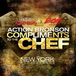 Action Bronson - Compliments To The Chef Lyrics (Feat. Lauriana Mae)