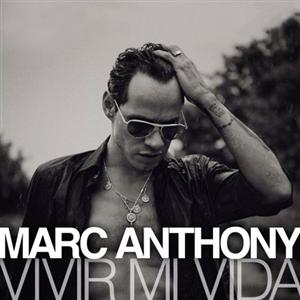 Marc Anthony - Vivir Mi Vida Lyrics