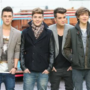 Union J - Carry You Lyrics
