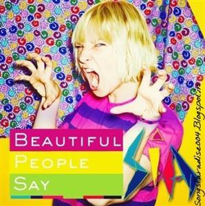 David Guetta - Beautiful People Say Lyrics (Feat. Sia)