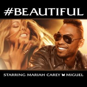Mariah Carey - Beautiful Lyrics (Feat. Miguel)