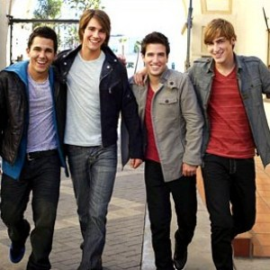 Big Time Rush - Young Love Lyrics