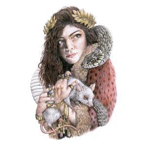 Lorde - Royals Lyrics