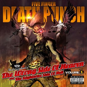 Five Finger Death Punch - Diary Of A Deadman Lyrics