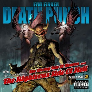 Five Finger Death Punch - Battle Born Lyrics